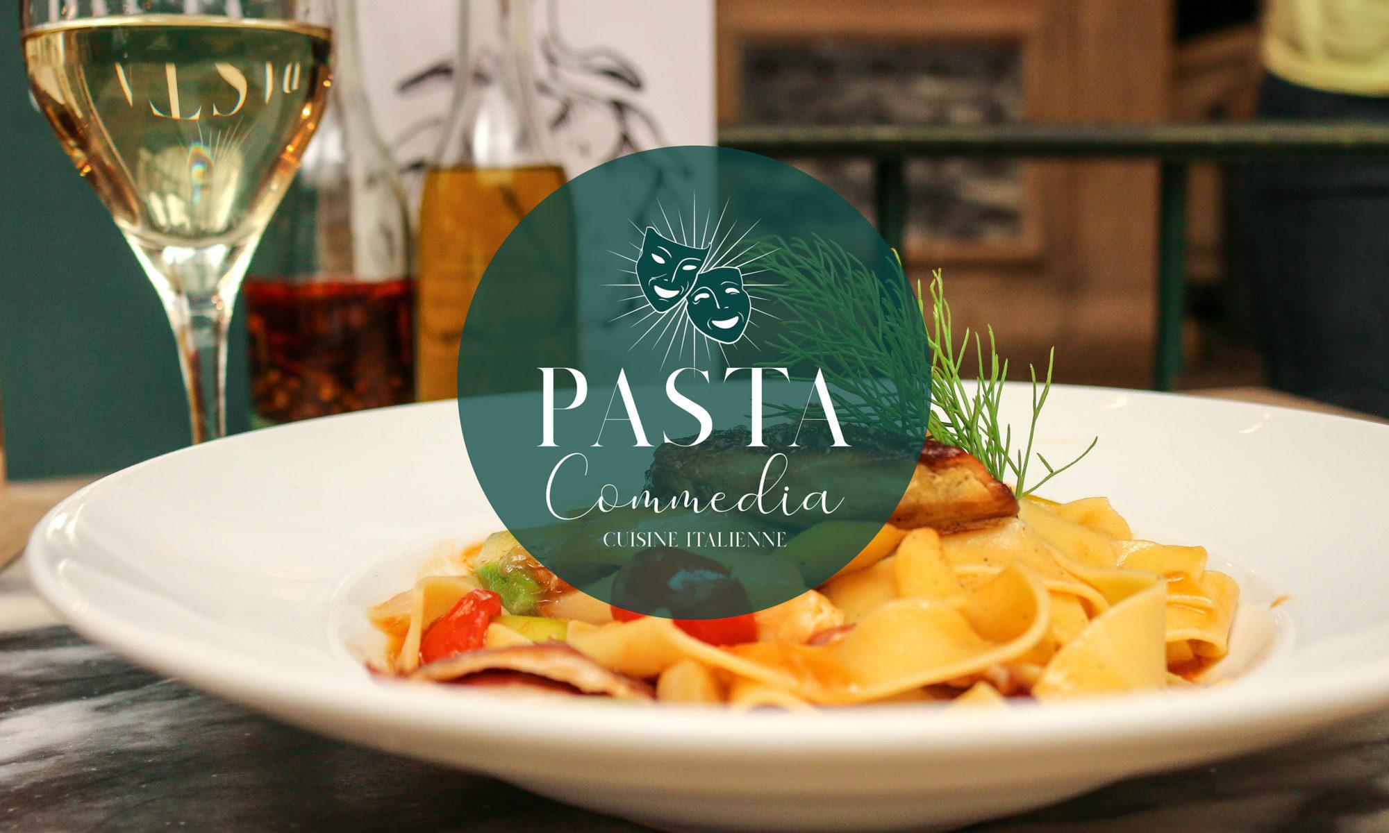 Pasta Commedia